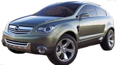 L'Opel Antara GTC, pour Gran Turismo Crossover est le concept car sportif qui annonce la future Opel Antara.<br> Ce concept car a été dévoilé en 2005, lors du salon automobile de Francfort.